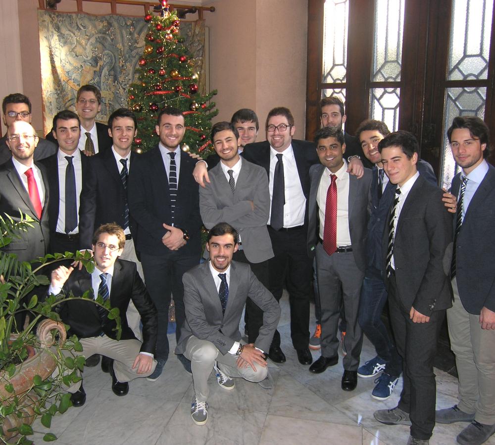 Residenti Collegio Monterone