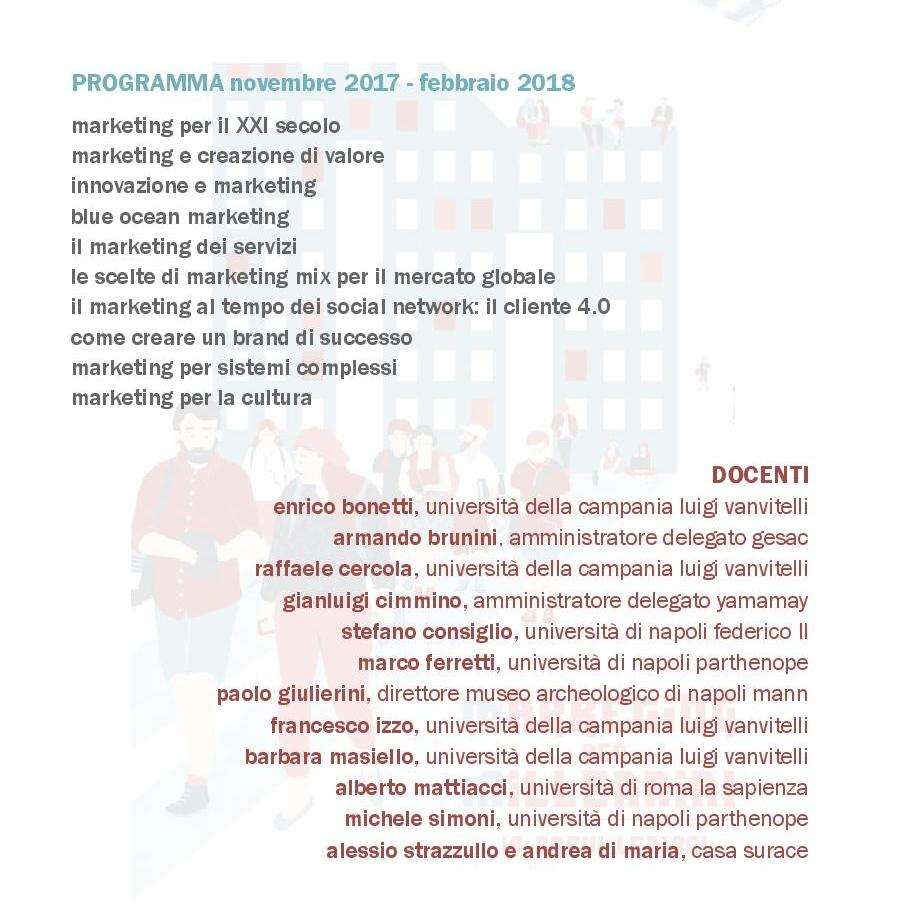 """Corso Accademia IPE """"Marketing per Millennial"""": docenti e programma"""
