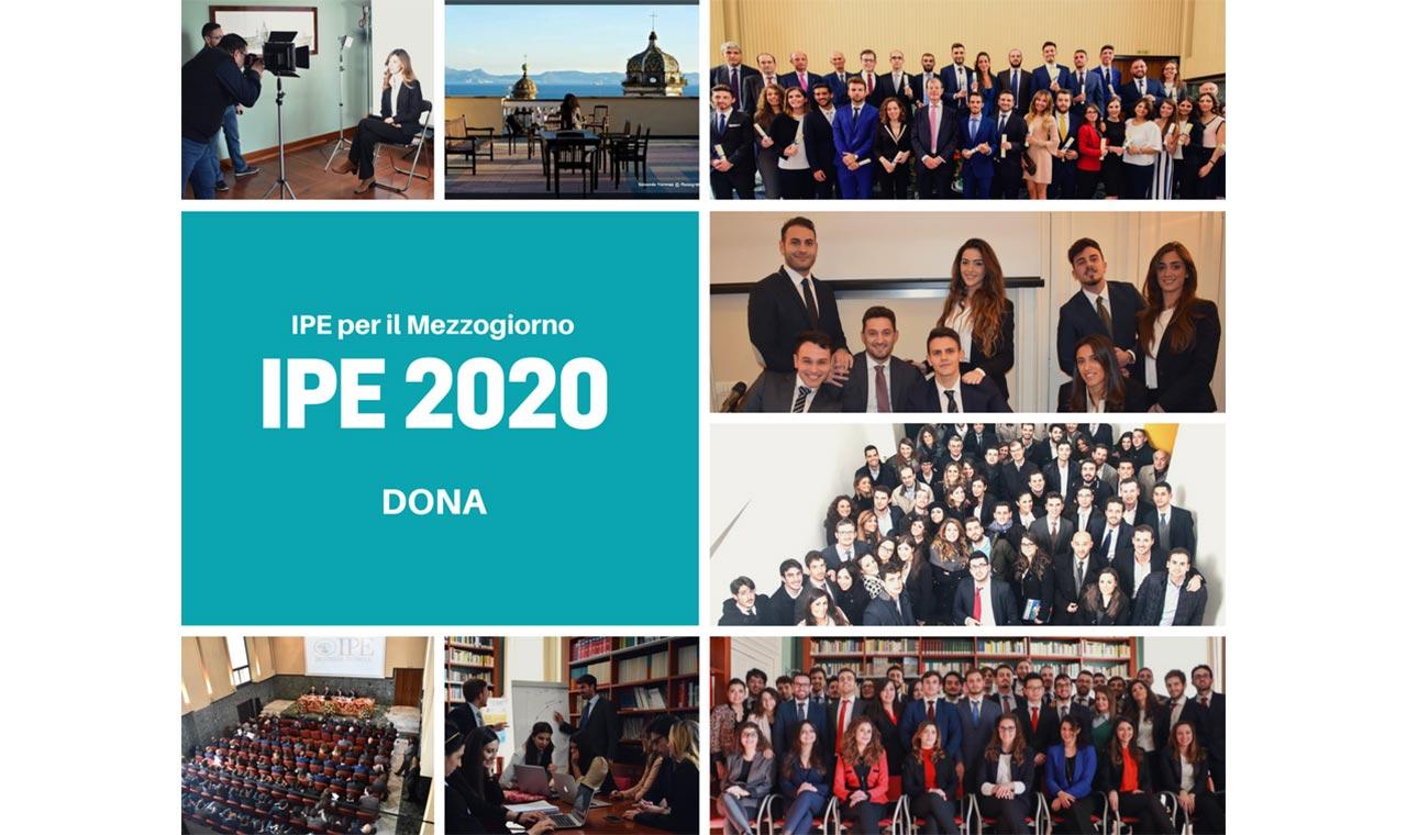 Progetto IPE 2020 - IPE per il Mezzogiorno