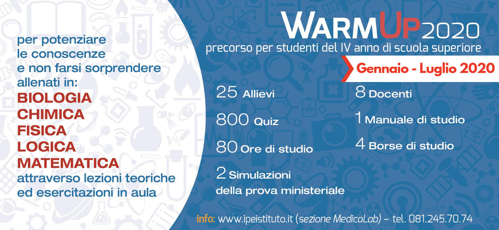 Warm UP 2020 IPE Medicalab Young
