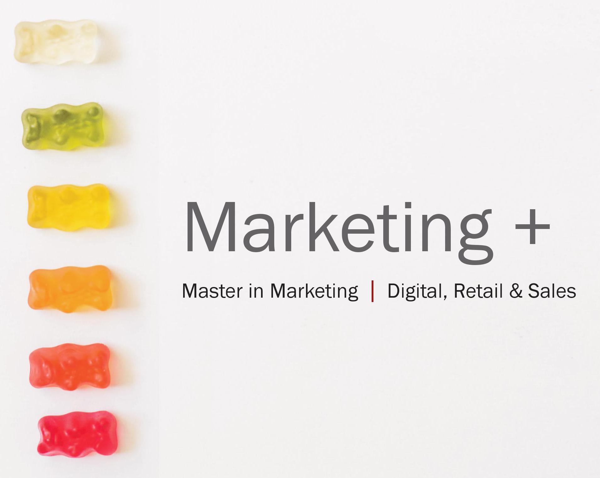 Master in Marketing+Digital, Retail & Sales