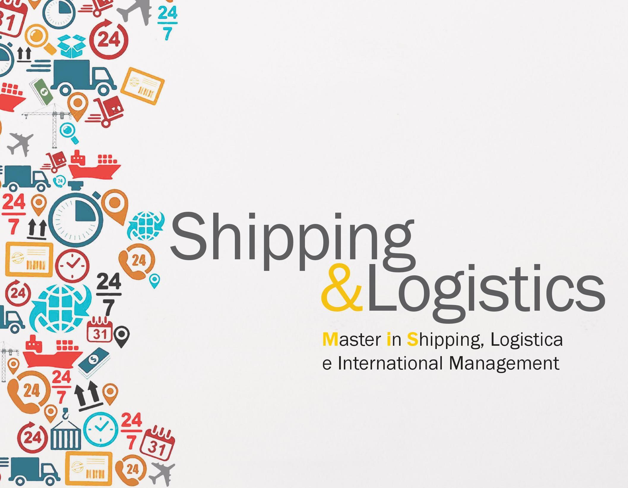 Master in ShippingLogistica e International Management