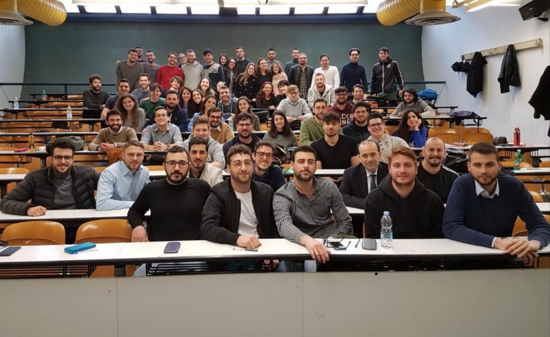 Laboratorio 3 CFU Università Federico II - VI Edizione