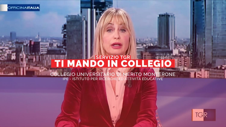Servizio TGR - Collegio Universitario di Merito Monterone